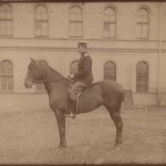 Mannerheim won numerous riding competitions with his horse Lili.